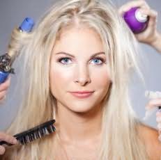 Як відновити знебарвлені волосся