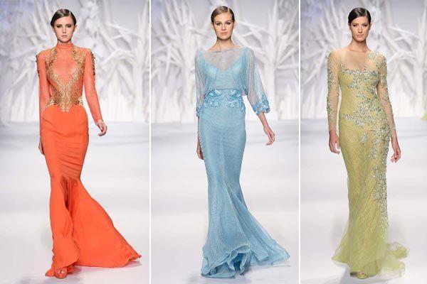 Східне вечірню сукню