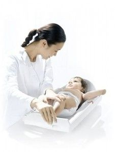 Вибираємо ваги для новонародженого