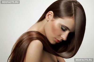 Кератинове вирівнювання волосся в домашніх умовах