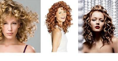 Волосся середньої довжини формують відмінний дует з різними видами завивки.
