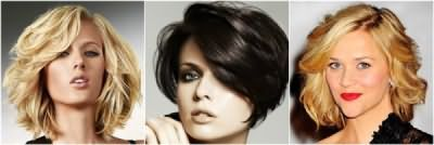 Прикоренева хім завивка на середні волосся дозволяє вирішити проблему недостатнього обсягу