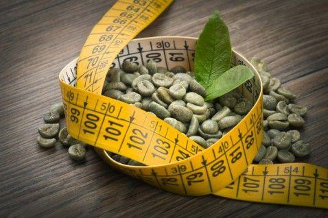 Зелена кава для схуднення в таблетках