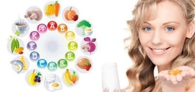 Вітаміни для швидкого росту волосся