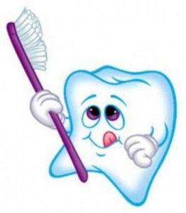 Зуби на підході